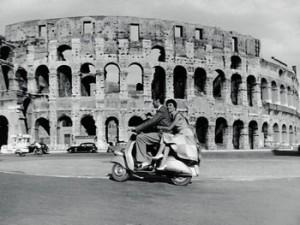 VESPA ROMA COLOSSEO