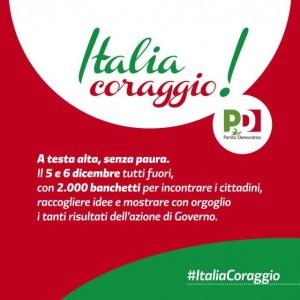 ITALIA CORAGGIO PD LUIGI CRESPI
